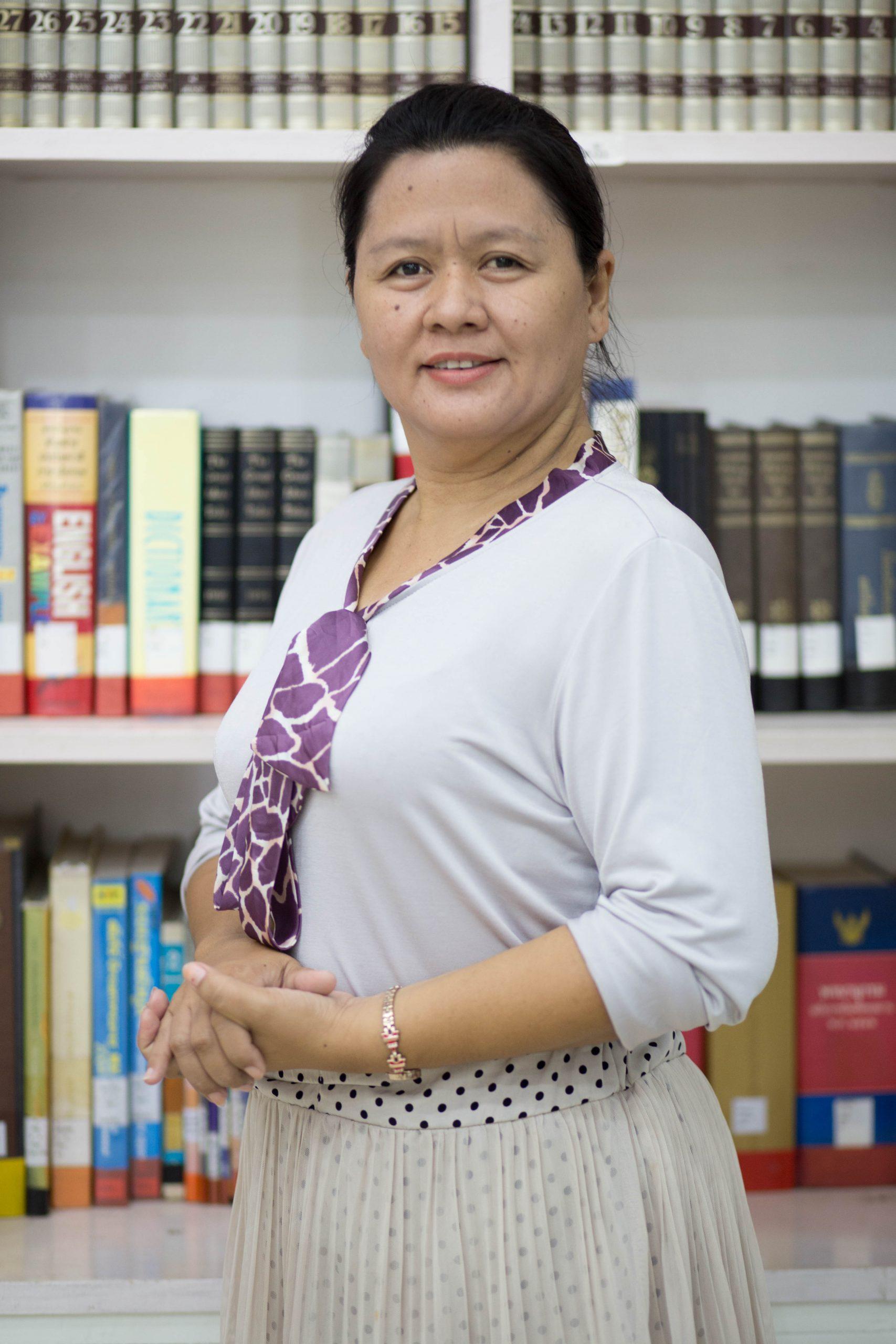 Miss.Anafe Senorin Lamboloto