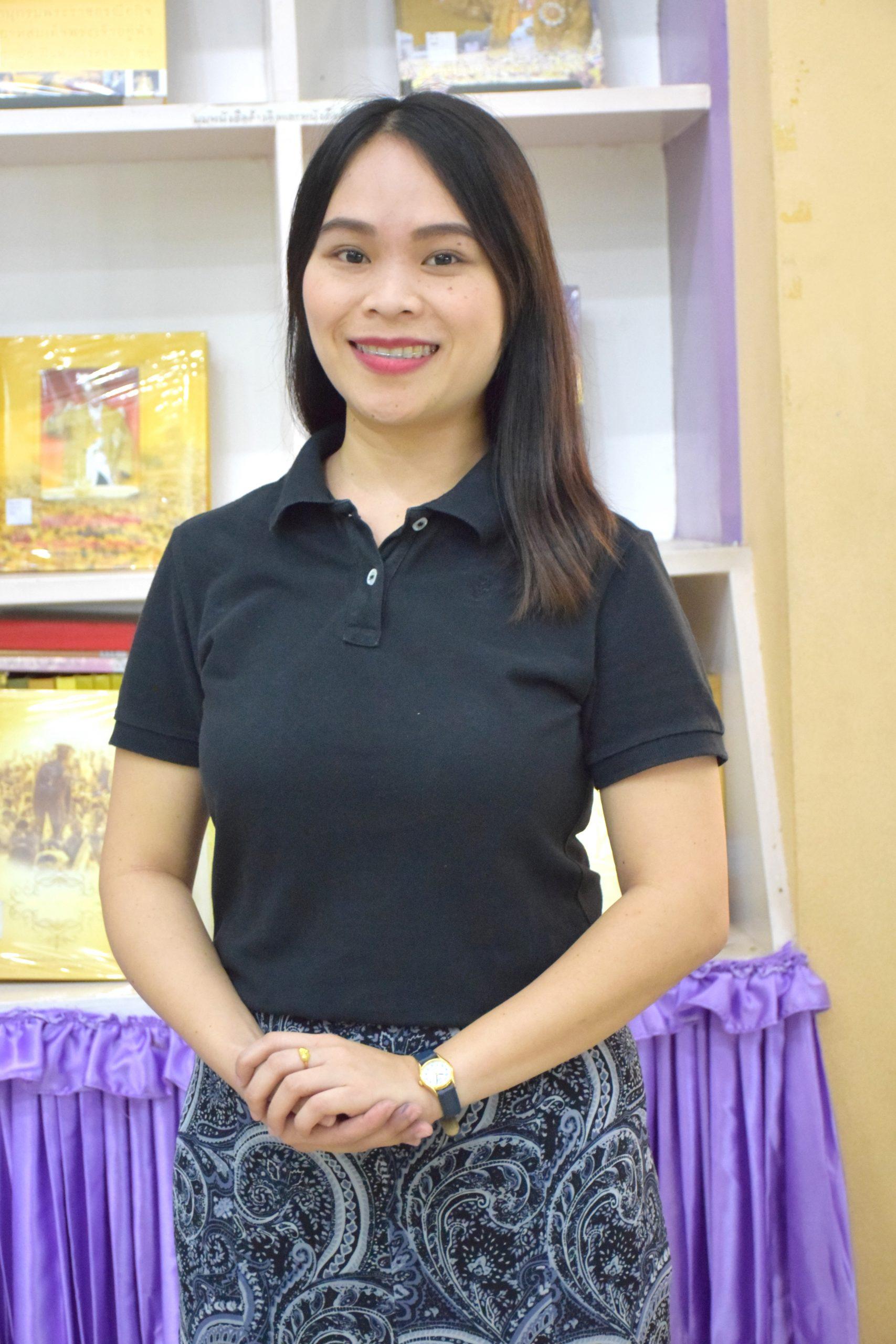 Miss Jonalyn Ragas Atondag